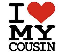 My cousin
